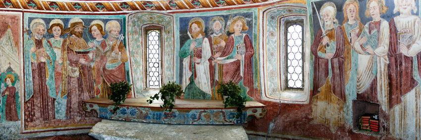Kirche St. Cosmas und Damian